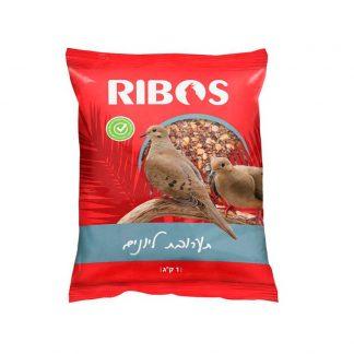 """ריבוס מזון תערובת ליונים 1 ק""""ג"""