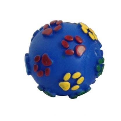 כדור גומי מצפצף