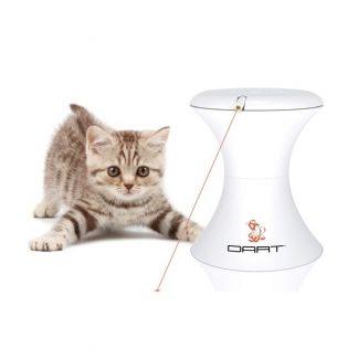 משחק לייזר לחתול דארט 360 מעלות