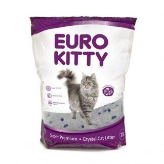 יורו קיטי חול קריסטלי לחתולים
