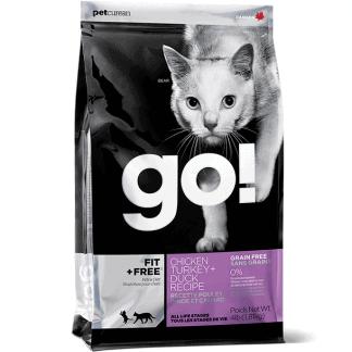 GO Cat אוכל לחתולים