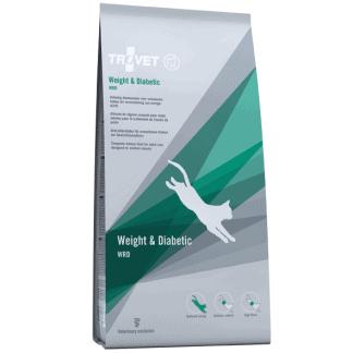 טרו וט מזון רפואי לחתול ווייט & דיאבטיק WRD