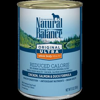 נטורל באלנס כלב שימור אולטרה פרמיום מופחת קלוריות