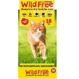 ווילד פרי מזון לחתולים