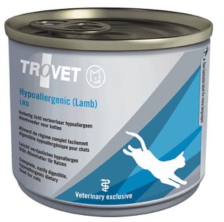 טרו וט מזון רפואי לחתול שימור היפואלרגני – כבש LRD