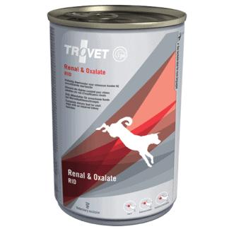 טרו וט מזון רפואי לכלב שימור רנל & אוקסאלאט RID