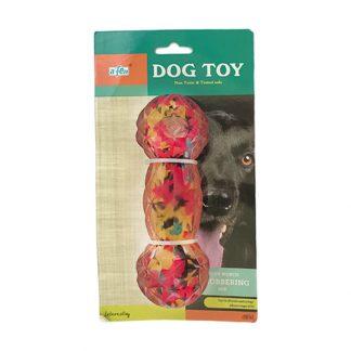 האפן עצם לעיסה סיליקון צבעונית לכלב
