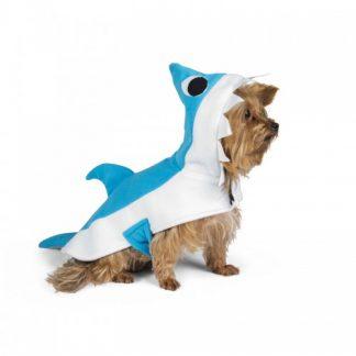 תחפושת כריש לכלב מידה XL