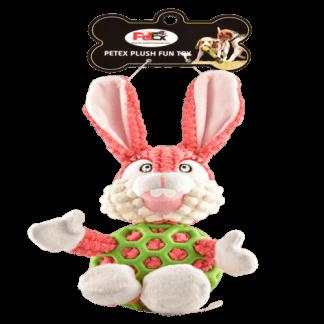 פטקס בובת ארנב עם שריון