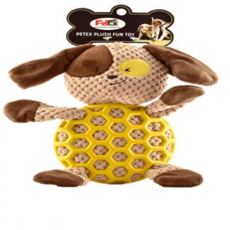 פטקס בובת כלב עם שריון