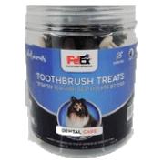 פטקס חטיף דנטלי – מברשות שיניים קטנות