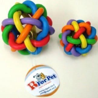 אר-פור-פט כדור קשתות קשיח צבעוני