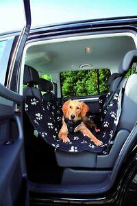 טריקסי כיסוי מושב רכב אחורי לכלב