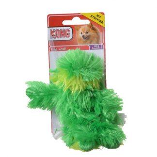 קונג צעצוע צפרדע מצפצף לכלב קטן
