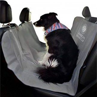 כיסוי מושב לרכב לכלב AKC