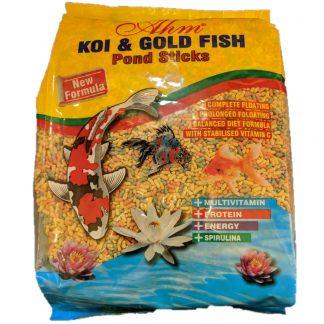 מזון לדגי בריכה