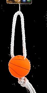 פטקס צעצוע כדורסל מצפצף