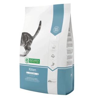 נייצ'רס פרוטקשן חתול גור אוכל לחתולים